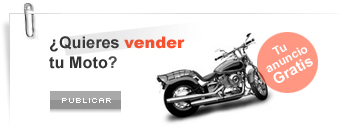¿Quieres vender tu moto? Publica tu anuncio gratis